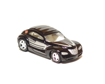 JC Whitney Chrysler Pronto Limited Edition Hot Wheel in Black, loose