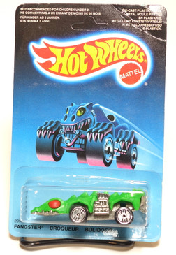 Hot Wheels Speed Demon Fangster