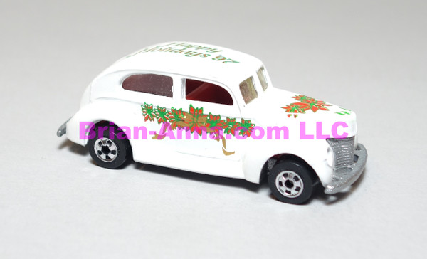 Hot Wheels Mattel Employee 1997 Happy Holidays 40 Ford, loose