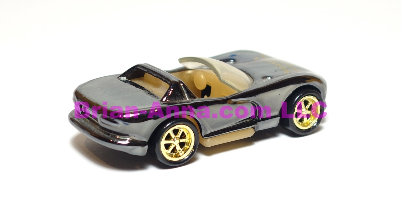 Hot Wheels Mattel Employee 1994 Seasons Greetings Dodge Viper RT/10, loose