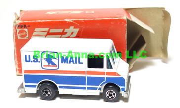Hot Wheels Mattel Japan Box, Letter Getter with blackwalls