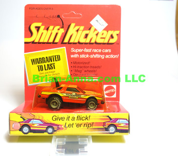 Mattel Toys Shift Kickers, TNT Bird in Red, still in the package