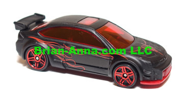 Hot Wheels 2008 Mystery Car, '08 Ford Focus Tuner, loose