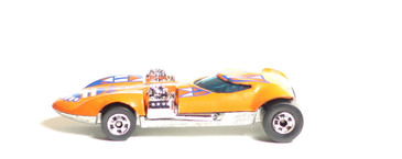 Hot Wheels Twin Mill in Orange enamel