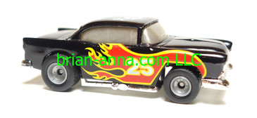 Hot Wheels '55 Chevy in Black produced for the Automobile Museum in Reno