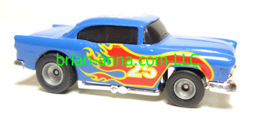 Hot Wheels '55 Chevy in Blue produced for the Automobile Museum in Reno