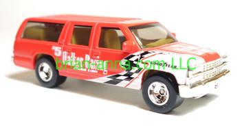 Hot Wheels Suburban Walker Racing LE Trailer Edition