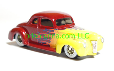'40 Ford Coupe in Red Firebird Raceway Limited Edition Hot Wheels, loose