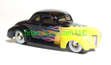 '40 Ford Coupe in Black Firebird Raceway  Limited Edition Hot Wheels