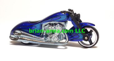Hot Wheels Since 68 Originals, Scorchin Scooter in Blue, LOOSE