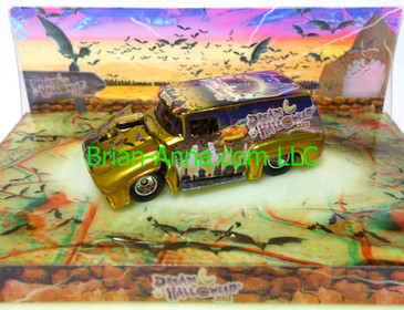 Hot Wheels Mattel's 2005 Dream Halloween Charity Car '56 Ford Panel Truck