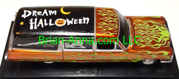Hot Wheels Mattel's 2001 Dream Halloween Charity Car Hearse