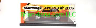 Matchbox 2005 Pre Toy Fair Mini Cooper promo