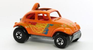 Hot Wheels 1988 Color Racers  Baja Bug, Blackwall wheels, Malaysia base, loose
