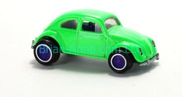 Hot Wheels 1995 Treasure Hunt VW Bug, loose