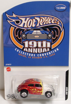 19th Hot Wheels Convention VW Bug