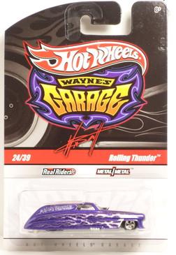 Hot Wheels Wayne's Garage