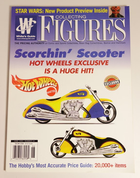 June 1999 White's Guide Collecting Figures