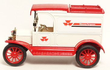 "Ertl 1913 Model ""T"" Coin Bank - Massey Ferguson"