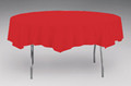 Round Table Covers Available in 24 Colors. Sold by the Case of 12