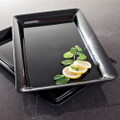 "12"" X 18"" Plastic Serving Tray Available In 3 Colors. Packed 20 to a Case"