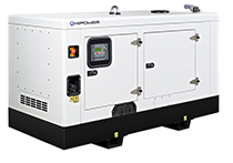 18 KW YANMAR Generator 18 KVA, Single phase, HIPOWER HYW-20-M6-SA