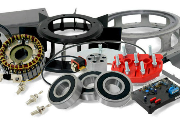 Buy certified parts, like these Stamford alternator parts, from General Power.