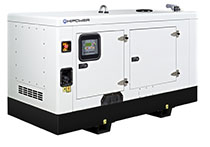30 KW YANMAR Generator 30 KVA, Single phase, HIPOWER HYW-35-M6-SA
