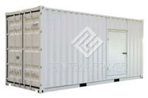 MTU generator 700 kw X700UC2-IV epastationary