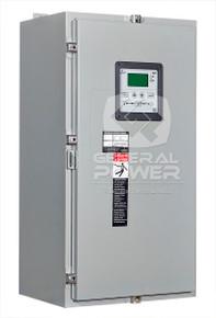 PHOTO ASCO 200 Amps 3 Poles NEMA3R 208V Automatic Transfer Switch ATS, Series 300, 3ATSA30200CG0F