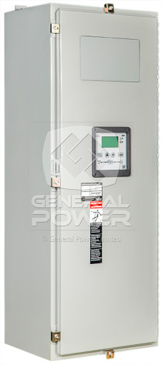 PHOTO ASCO 400 Amps 3 Poles NEMA3R 208V Automatic Transfer Switch ATS, Series 300, 3ATSA30400CG0F