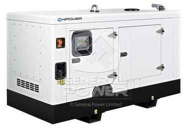 YANMAR GENERATOR 40 KW HYW-45-M6-SA epaflex