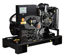 PHOTO 40 KW YANMAR DIESEL GENERATORS HYW-45-T6 epaflex