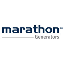 17 KW 333CSA-B3024 MARATHON GENERATOR ALTERNATOR 17 KVA 1 PHASE
