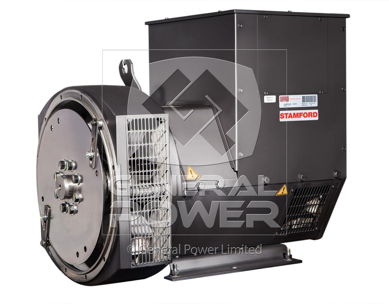 500 kW Alternator - Stamford HCI544C 3 Phase | General Power Newage Stamford Alternator Wiring Diagram on