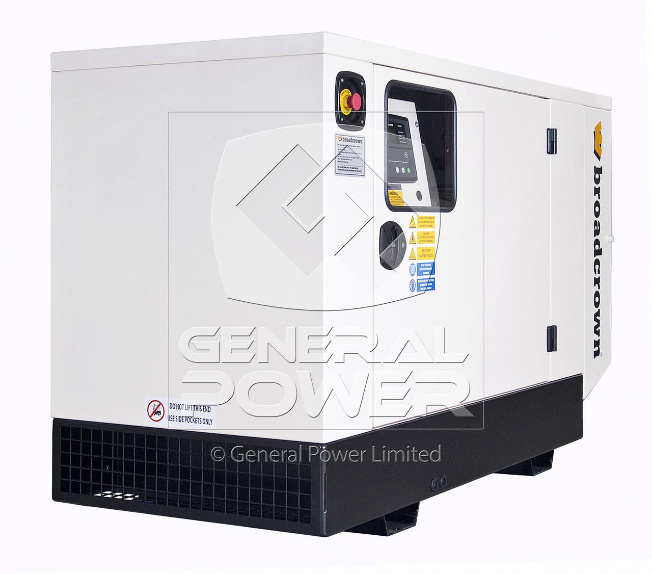5 5 kW 5 5 kVA Yanmar Powered Diesel Generator | ACBCY5 5-60SP