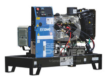 PHOTO KOHLER GENERATOR 12 KW K12UM II exportonly