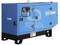 PHOTO MITSUBISHI GENERATOR 20 KW T20U IV exportonly