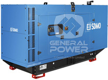 PHOTO VOLVO GENERATOR 250 KW V250U IV exportonly