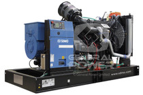 PHOTO VOLVO GENERATOR 300 KW V300U II exportonly