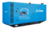PHOTO DOOSAN GENERATOR 400 KW D400U IV exportonly