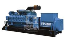PHOTO MTU GENERATOR 1600 KW X1600UC2 II exportonly