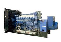 PHOTO MITSUBISHI GENERATOR 1600 KW T1600U II exportonly