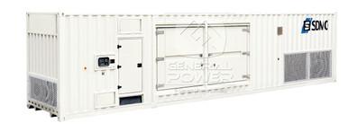 PHOTO MITSUBISHI GENERATOR 1600 KW T1600U IV exportonly