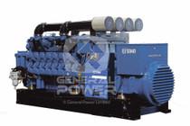 PHOTO MTU GENERATOR 1750 KW X1750U II exportonly