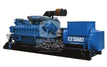 PHOTO MTU GENERATOR 1750 KW X1750UC2 II exportonly