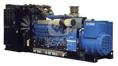 PHOTO MITSUBISHI GENERATOR 2000 KW T2000U II exportonly