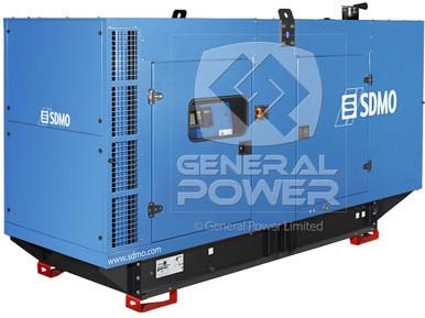 PHOTO VOLVO GENERATOR 280 KW V350C2 IV exportonly
