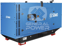 PHOTO VOLVO GENERATOR 280 KW V350C2 IV exportonly