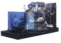 PHOTO DOOSAN GENERATOR 440 KW D550 II exportonly